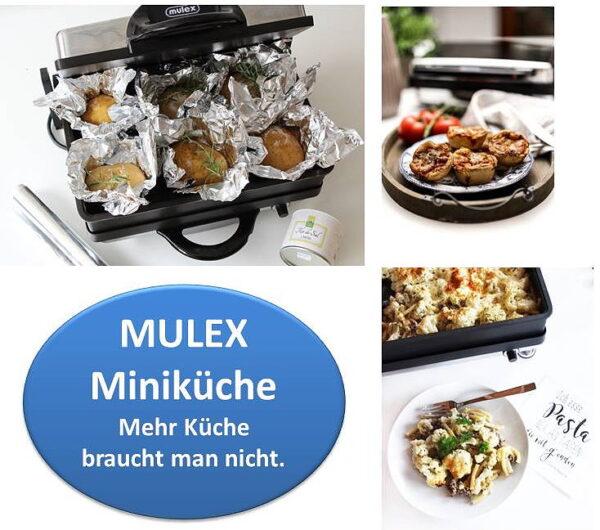 Mulex Kontaktgrill Classicline MX355-1727