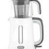 Tee- & Kaffeezubereiter grau -1010