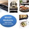 Mulex SET Kontaktgrill Profiline Premium-1730