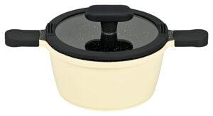 Induktions-Topf 16 cm vanille-0