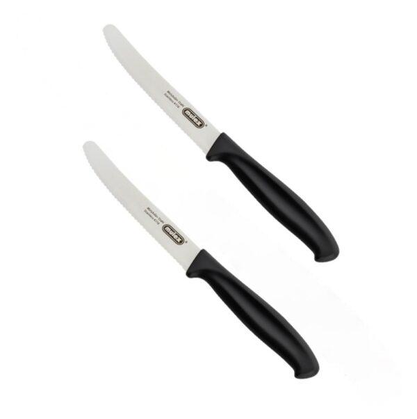 MULEX Universal Küchen- Tafelmesser 2-er Set-0